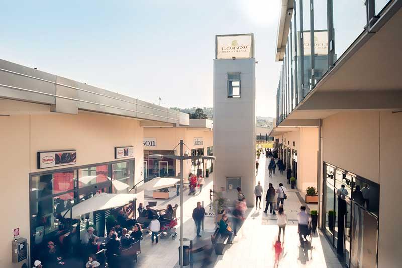 Castagno Brand Village